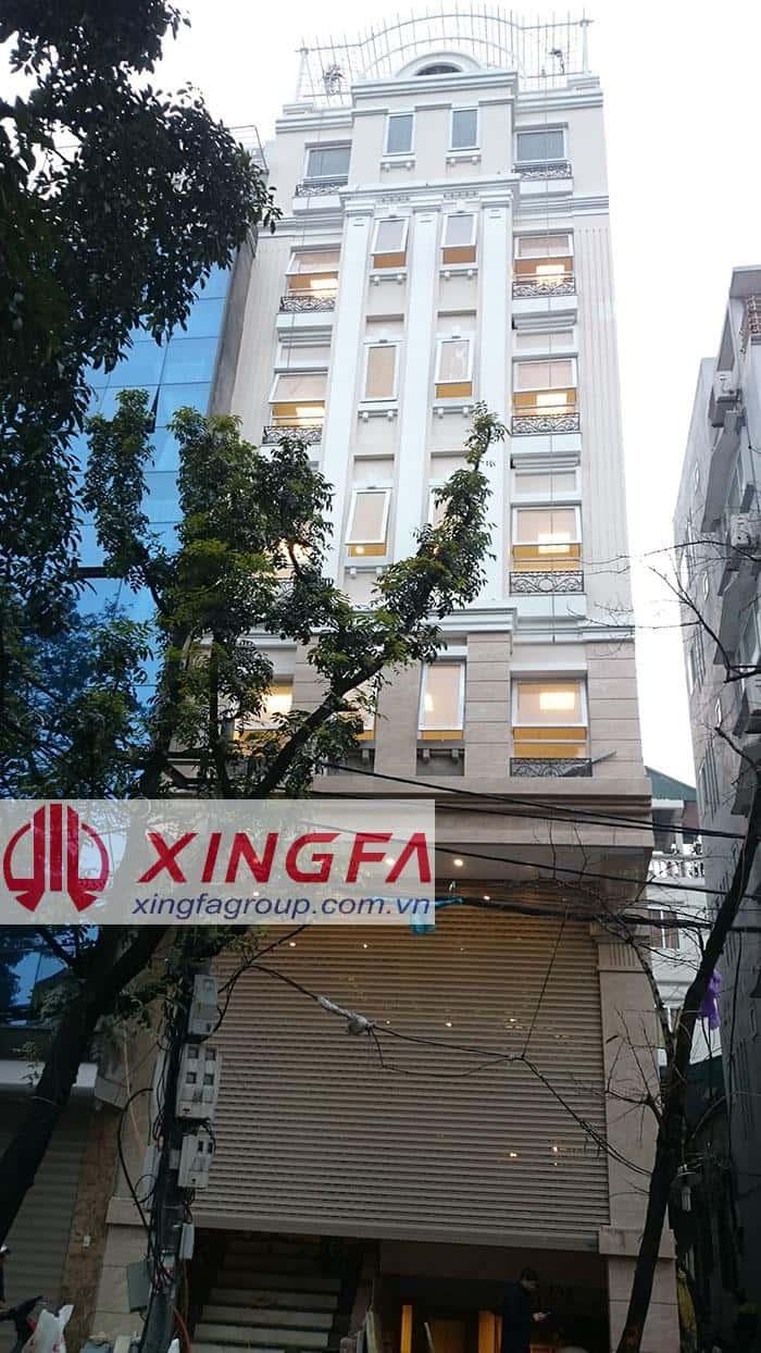 Công trình sử dụng cửa nhôm XINGFA