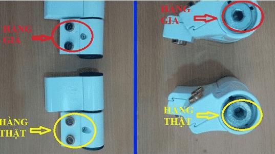 Bản lề 3D phụ kiện KinLong