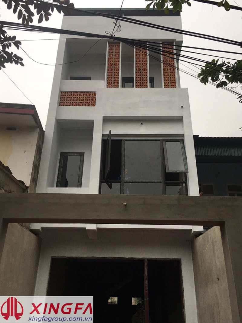Công trình cửa EurroVN tại TP Thanh Hóa