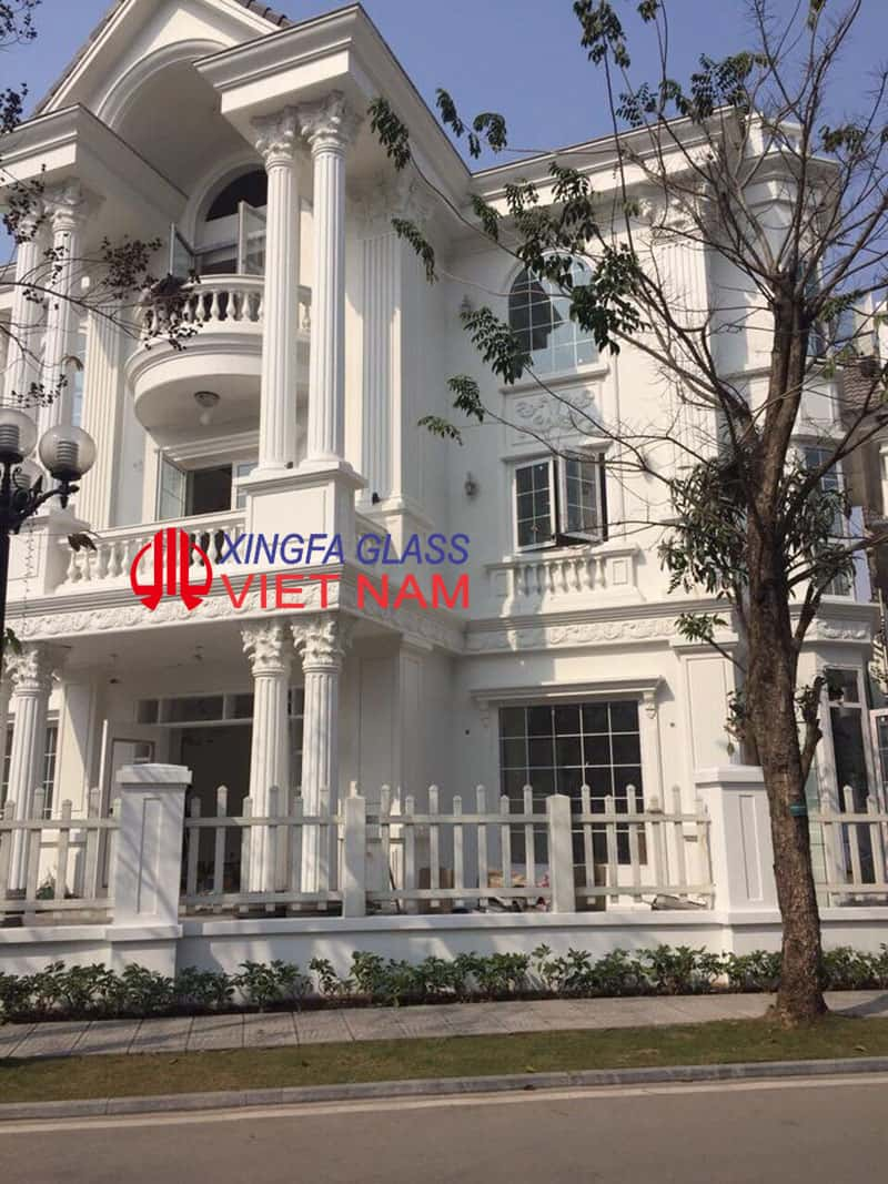 Công trình cửa nhôm XINGFA tại Vinhome Riveside,Long Biên , Hà Nội