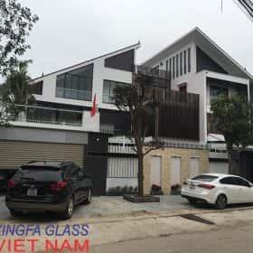 Cửa Nhôm XingFa Thái Nguyên