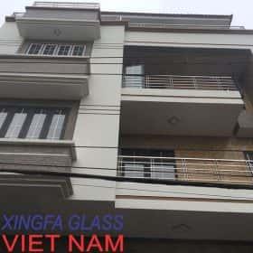 Mẫu Cửa Nhôm XingFa Căn Hộ 03 Tầng Tại Hà Nội