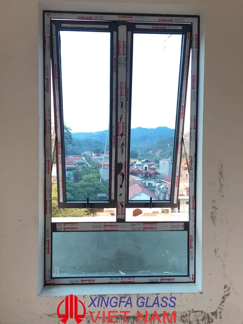 cửa nhôm XINGFA tại Hà Giang