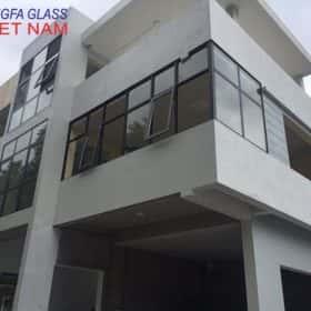Công trình cửa nhôm XingFa tại Nhà Máy Dược Phẩm LOTUS - Vĩnh Phúc