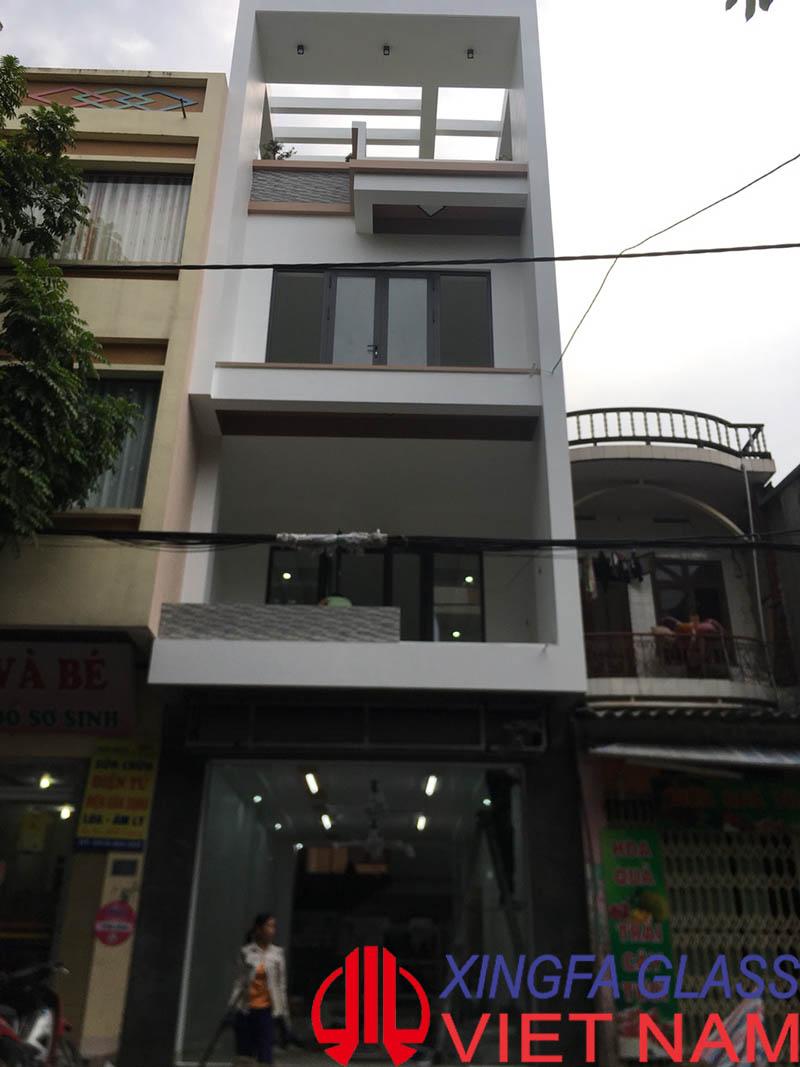 Cửa Nhôm Xingfa Lào Cai
