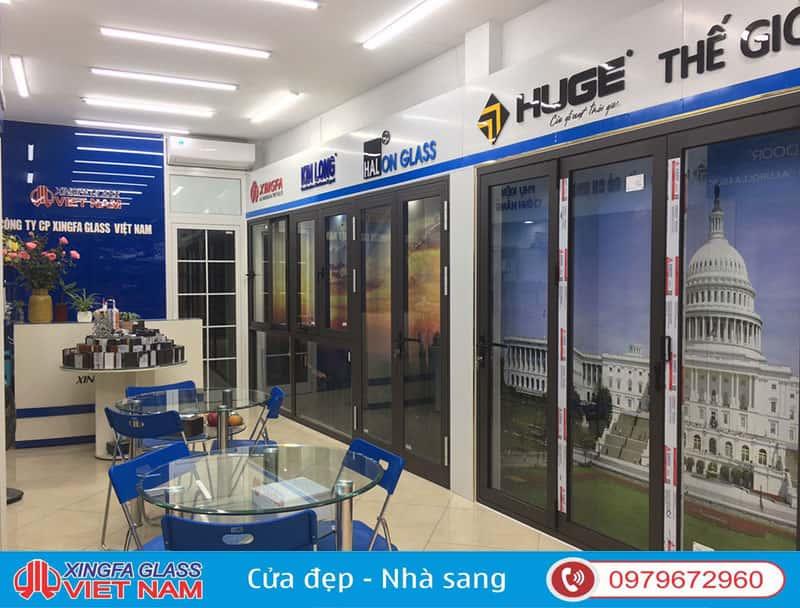 Xingfa Glass JSC - Showroom Cửa Nhôm Xingfa Nhập Khẩu Chính Hãng Quảng Đông