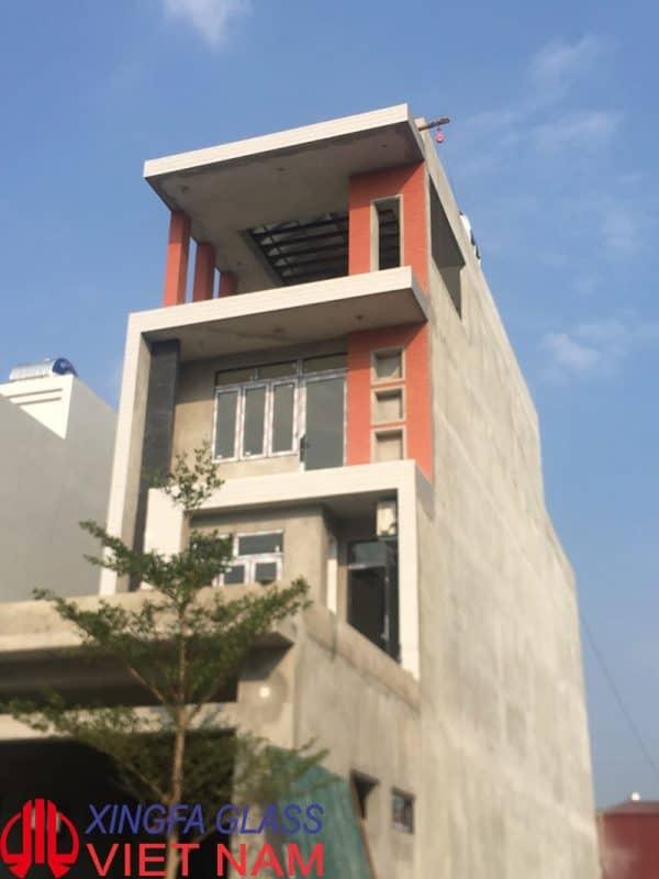 Công Trình Cửa Nhôm Xingfa – Tỉnh Vĩnh Phúc