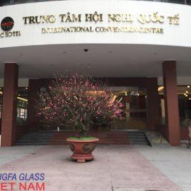 Sảnh chính trung tâm hội nghị Quốc Tế số 35 Hùng Vương