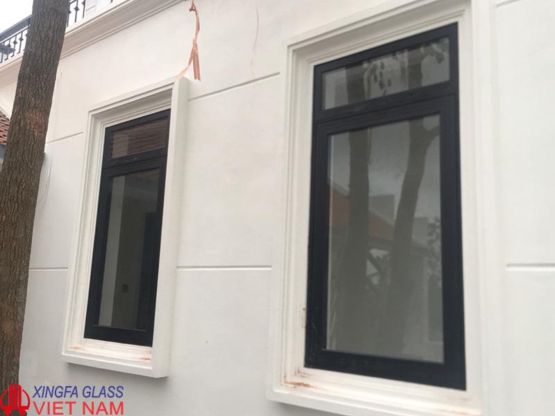 Cửa nhôm Xingfa Thái Bình 2