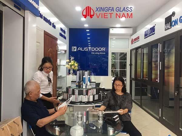 Xingfa Glass Việt Nam là một trong những Công ty nhôm Xingfa uy tín tại Hà Nội