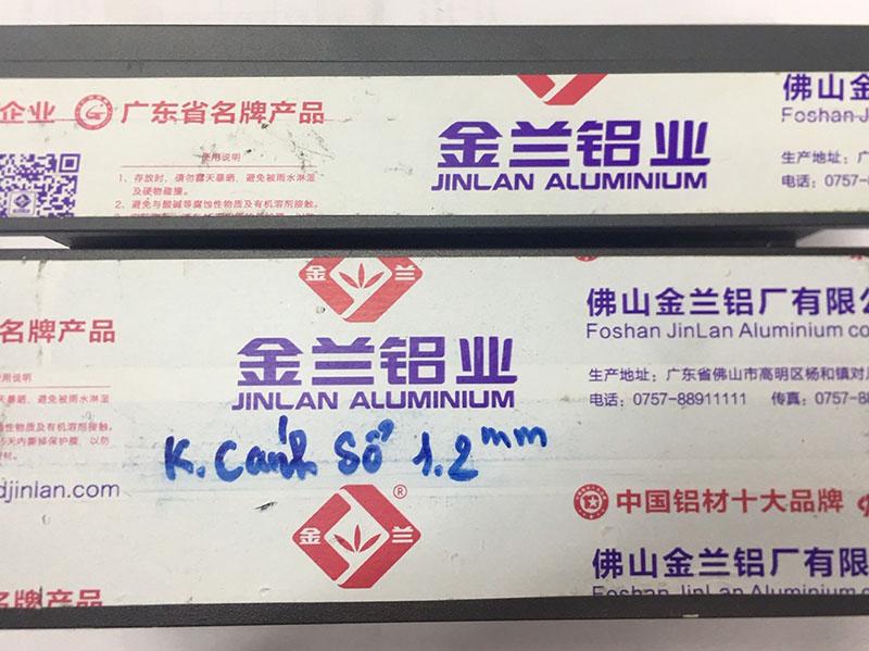 Nhôm Xingfa nhái giả nhập khẩu từ Trung Quốc