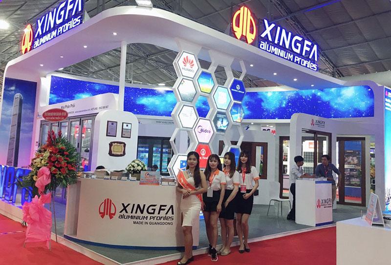 Nhôm Xingfa nhập khẩu