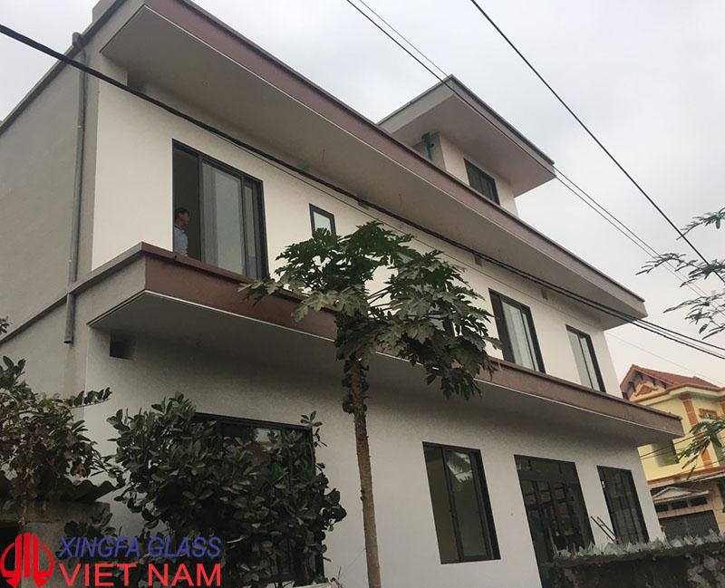 cua nhom xingfa Quang Ninh
