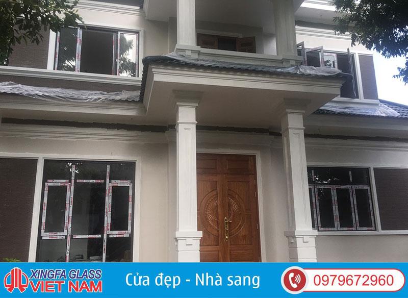 Cửa Nhôm Xingfa Tại Mỹ Hào Hưng Yên