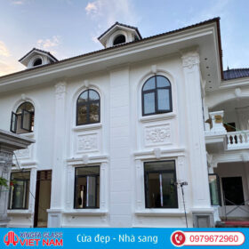 Công Trình Huyện  Cẩm Khê - Báo Giá  Cửa Nhôm Xingfa Phú Thọ