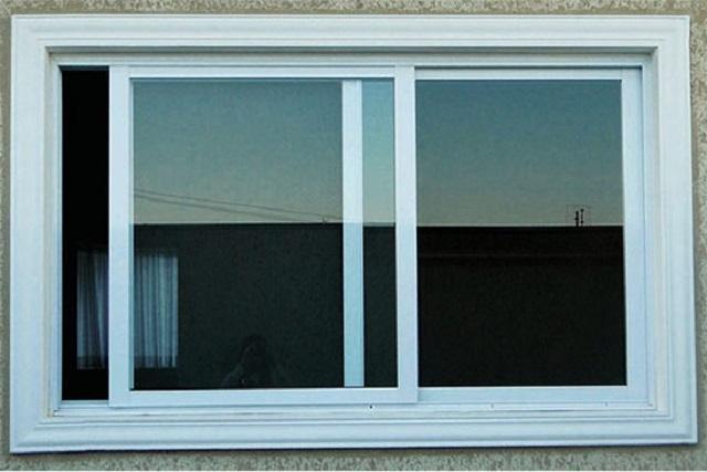 Chọn cửa hợp phong thủy với mẫu cửa sổ mở lùa