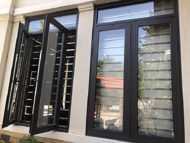 Cửa sổ nhôm kính Xingfa nhập khẩu chính hãng
