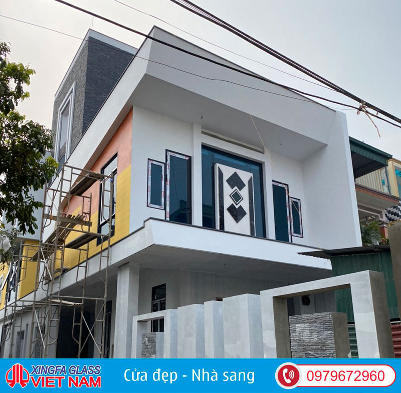Công Trình Cửa Nhôm Xingfa Kim Bảng Hà Nam