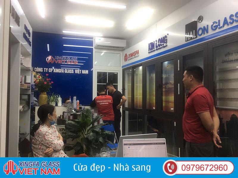 Showroom Cửa Nhôm Xingfa Chính Hãng-Xingfa Glass Việt Nam