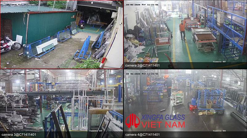 Xingfa Group là đơn vị đã hoạt động nhiều năm trong lĩnh vực sản xuất cửa nhôm Xingfa