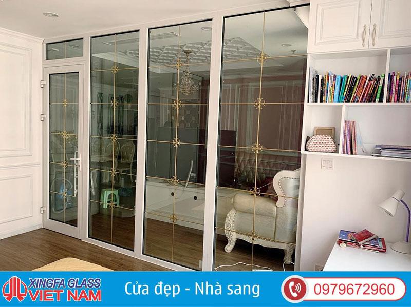 Cửa nhôm xingfa nhập khẩu của Xingfa Glass luôn luôn đảm bảo chuẩn chất lượng