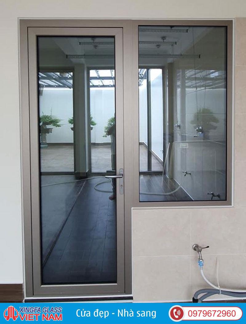 cửa nhôm yongxing anode