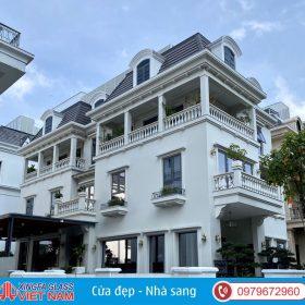 Cửa Nhôm Akotherm Nhôm Châu Âu Cho Ngôi Nhà Việt