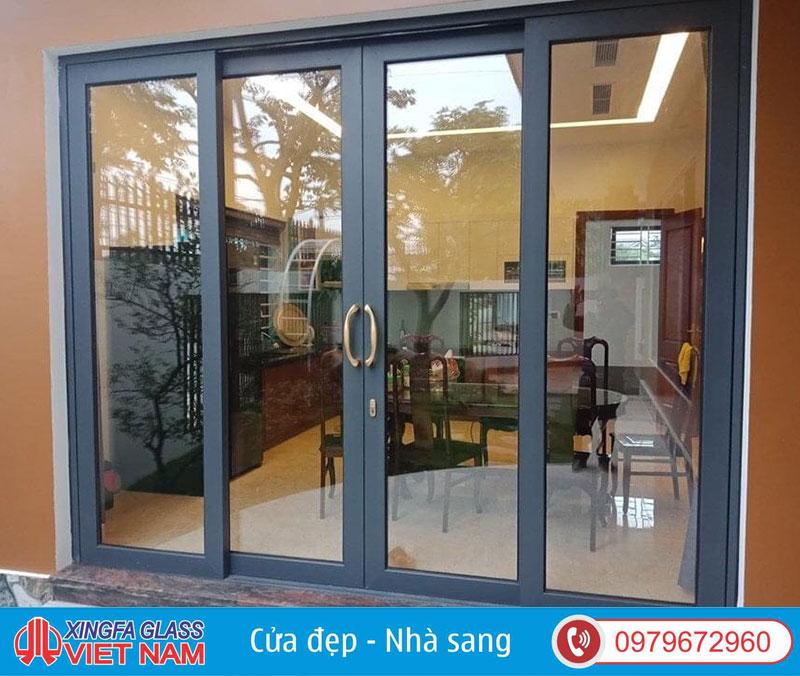 cửa nhôm akotherm