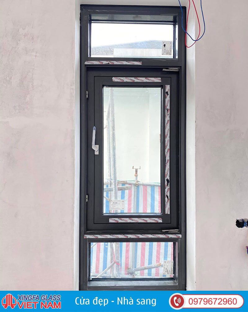 cửa nhôm hopo