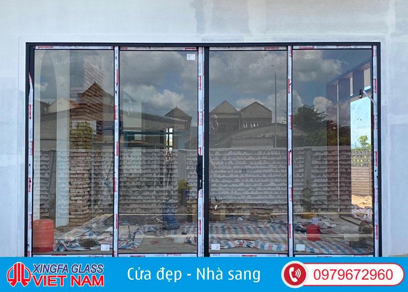 Cửa nhôm xingfa Hà Tĩnh