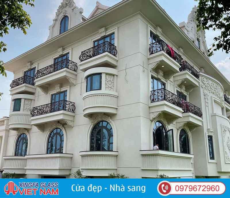 Cửa Nhôm Kroland – Nhôm Cao Cấp Cho Ngôi Nhà Việt